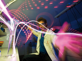 Kutatók éjszakája - A kép illusztráció! (fotó: eurac.edu)