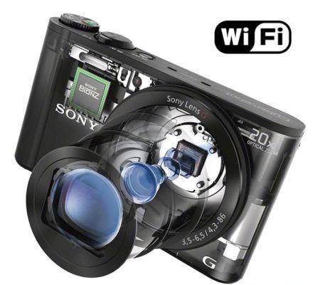 Cyber-shot™ WX300
