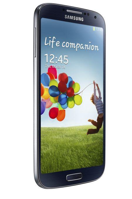 A Samsung Galaxy S 4