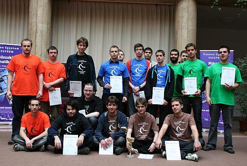24 órás programozói verseny a Pannon Egyetemen