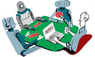 poker robot