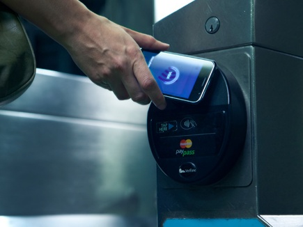 Mastercard-NFC