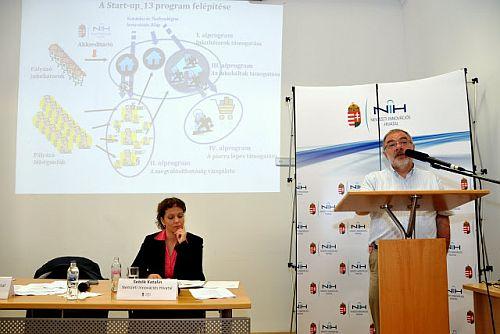 ATI pályázati konzultáció (fotó: NIH)