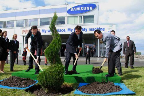 Startégiai megállapodást kötött a kormány a Samsunggal (fotó: Samsung)