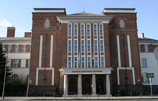 Nyugat-magyarországi Egyetem