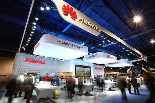 Huawei consumer branch