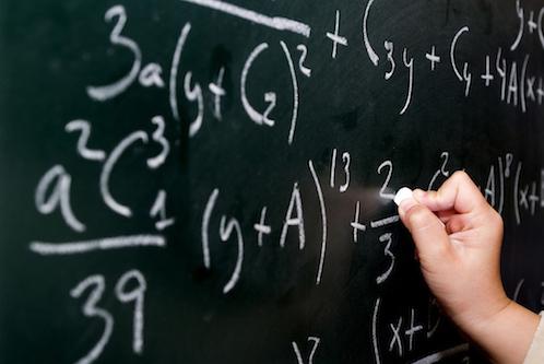 szám matematika iskola