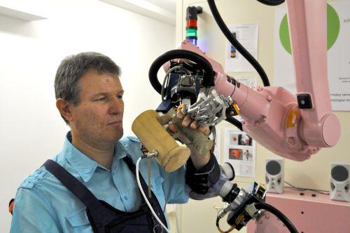 Robot - gyógytorna