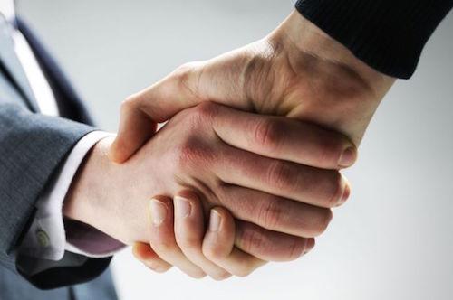 komoly üzletember találkozó