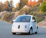 vezető nélküli autó - Google