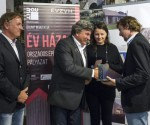 Év háza díj 2015 - Borbás Péter