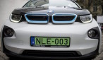 Zöld rendszámot kapnak az elektromos meghajtású autók