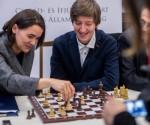 Novák Katalin, Gladura Benjamin, Nemzeti Tehetség Program -- fotó: MTI