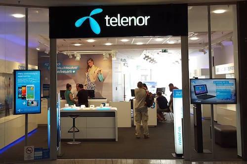 789456591a 4G mobilinternetes beszédhívást tesztel a Telenor Magyarország ...