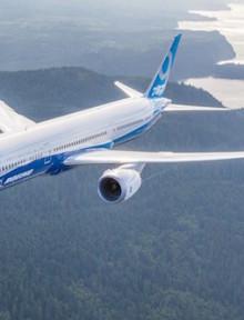 Boeing 787 (fotó: boeing.com)