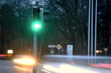 Egywattos jelzőlámpa technológia (fotó: Siemens)