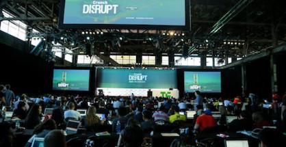 TechCrunch Disrupt (fotó: techcrunch.com)