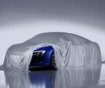 Audi R8 -- karosszeria (fotó: audi.com)