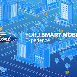 Ford Smart Mobility Experience (foto: media.ford.com)
