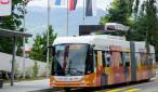 TOSA bus -- ABB -- elektromos busz -- Genf (fotó: abb.com)