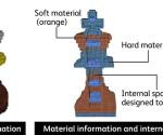 FAV 3D nyomtatási szabvány (fotó: Fuji Xerox)