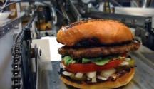 Momentum Machines hamburger sütő robot (fotó: TechInsider/Momentum Machines)