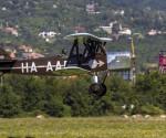 Felújította a Goldtimer Alapítvány a Gerle 12-es repülőgépet (fotó: MTI)