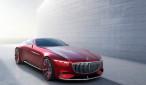 Mercedes-Benz Design Vision Mercedes Maybach 6 (fotó: mercedes-benz.com)