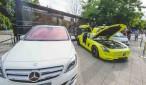 Mercedes-Benz elektromos meghajtású modellek Kecskeméten (fotó: Mercedes)