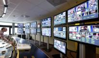 Ericsson Media board control room - tévészolgáltatás - tartalom (fotó: Ericsson.com)