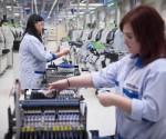 Öt és fél milliárdos fejlesztés a National Instruments debreceni gyárában (fotó: MTI)